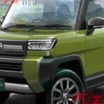Toyota планирует выпуск мини-внедорожника лучше Suzuki Jimny