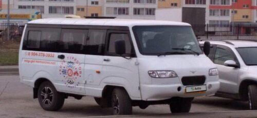 УАЗ «Буханка»