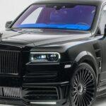 Внедорожник Rolls-Royce Cullinan – роскошный интерьер от Mansory