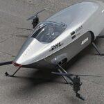Первый в мире гоночный летающий автомобиль