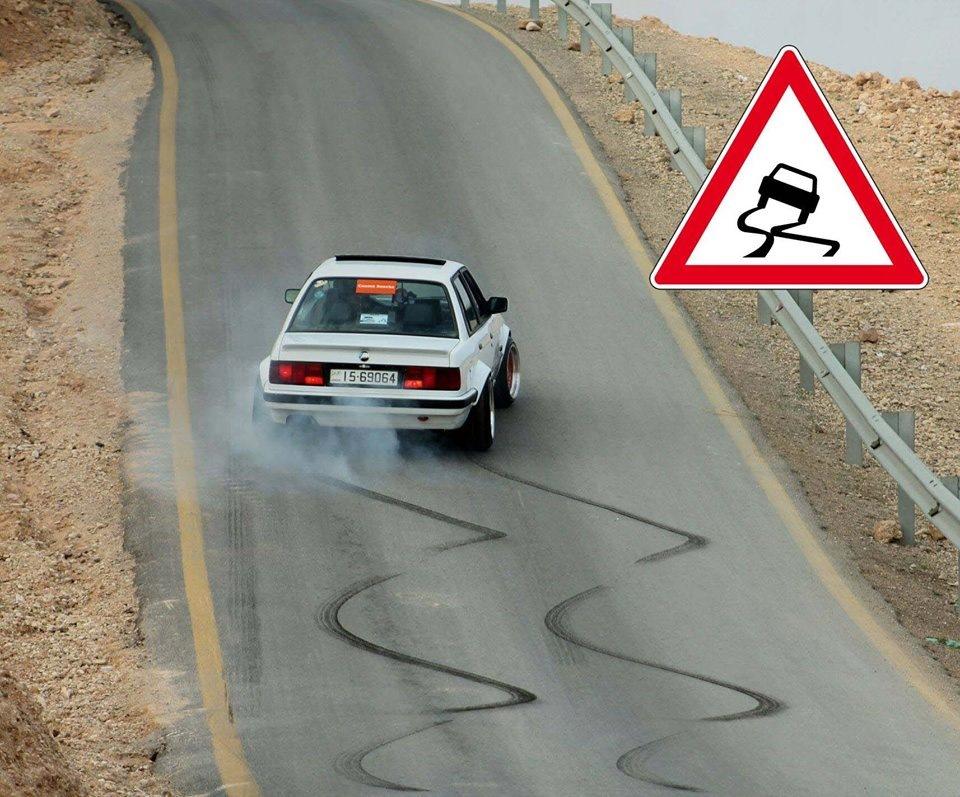 Автомобилисты и юмор - глупые правила в США