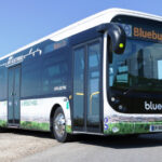 Bluebus+Volgabus: Российские электробусы во Франции