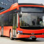 Электробусы BYD для немецких железнодорожников