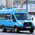 Ford Transit – маршрутные автобусы