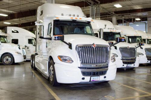 Goodyear участник проекта автономных грузовиков в США