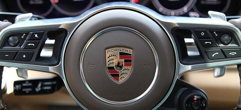 Компания Porsche дарит каждому сотруднику по 7850 евро