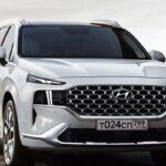 Кроссовер Hyundai Santa Fe – спецверсия под названием Calligraphy для России