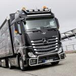 Mercedes Atron – грузовик уходит в историю