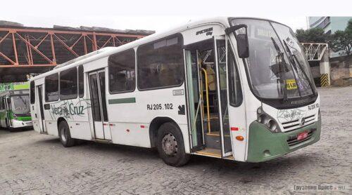 Модифицированные автобусы Mercedes-Benz OF 1418 и OF 1722