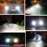 Наказание за ксенон и LED лампы