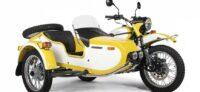 Новый российский мотоцикл Ural привел канадцев в восторг