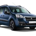 Пассажирский Peugeot Partner Crossway – цены для России