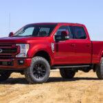 Пикапы Ford Super Duty – второе обновление