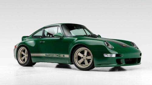 Porsche 911 от Gunther Werks