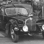 Потерянный 80 лет назад «Бугатти»