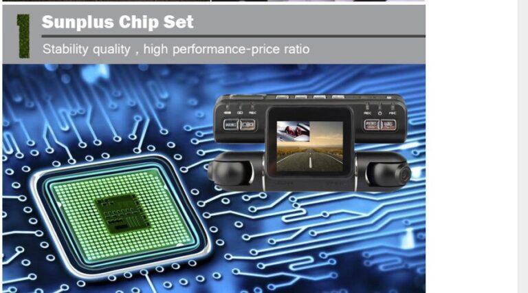 Процессор для видеорегистратора