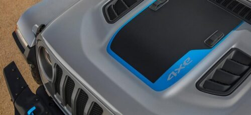 Расход топлива гибридного Jeep Wrangler 4xe