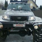 УАЗ – самый дорогой экземпляр в России