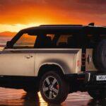 Внедорожник Land Rover Defender – лучший автомобиль года по версии женщин