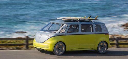 Volkswagen планирует серийный электрический автобус