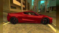 Corvette C8 - реалистичная радиоуправляемая модель