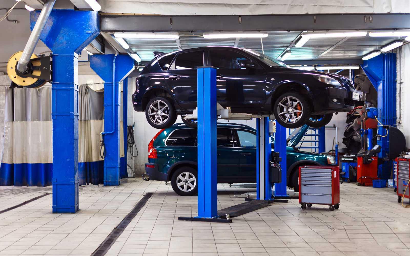Диагностика и ремонт автомобилей