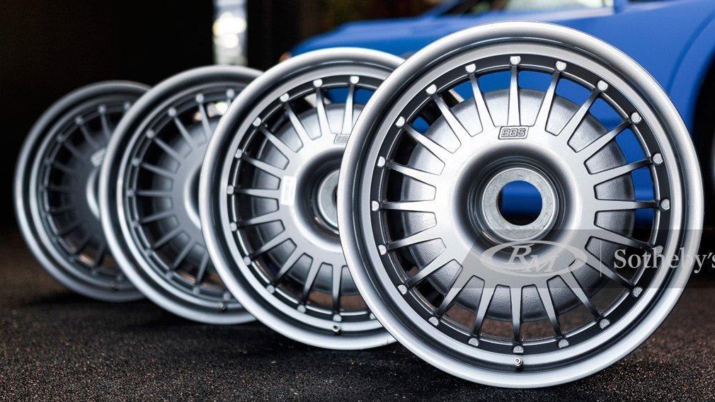 Диски колёс Bugatti по цене новой Lada Vesta Sport