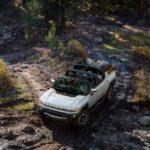 Электрический внедорожник Hummer – монстр для бездорожья