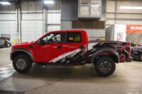 Ford Maverick Raptor - высокопроизводительный пикап