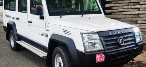 Индийский Force Motors