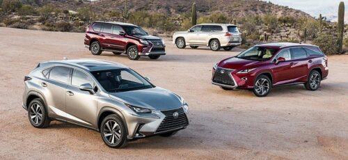Lexus - мнение владельцев о своих машинах