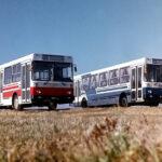 ЛиАЗ-5256 снят с производства – ушел последний советский городской автобус