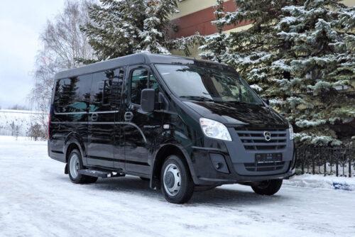 Люксовый микроавтобус на базе Газели Next