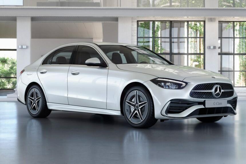 Mercedes C-класса - цены на автомобили нового поколения