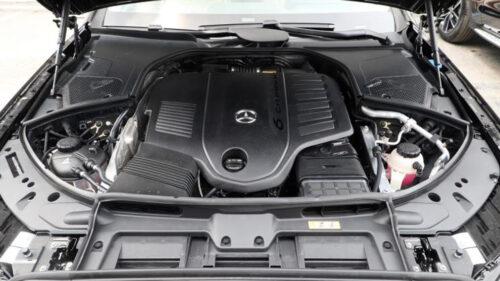 Новый Maybach потерял мощность двигателя