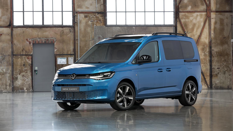 Новый Volkswagen Caddy — цены и комплектаций