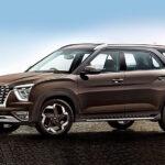 Новый кроссовер Hyundai Alcazar или Creta с третьим рядом