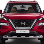 Новый кроссовер Nissan X-Trail 2022 модельного года