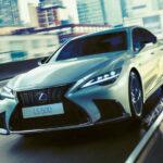 Обновленный седан Lexus LS – цены в России