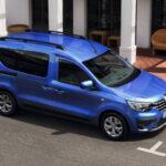 Пассажирский Renault Express – обновленный Dokker