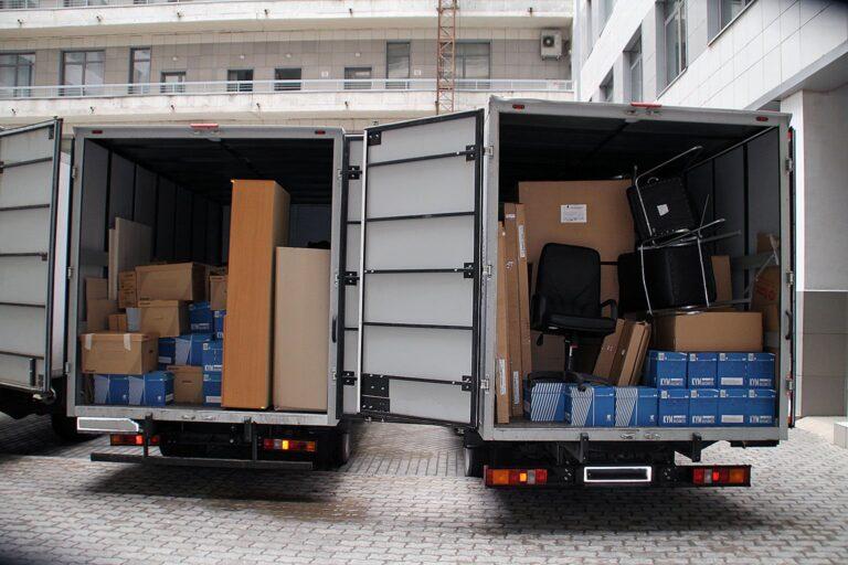 Перевозка грузов и переезды по России из Москвы и области