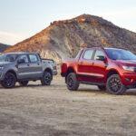 Пикап Ford Ranger – новые спецверсии Wolftrak и Stormtrak