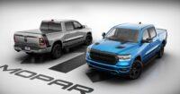 Ram 1500 2021 - новая спецверсия Mopar Special Edition
