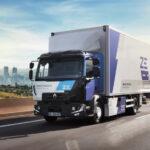 Renault планирует электрификацию грузовиков
