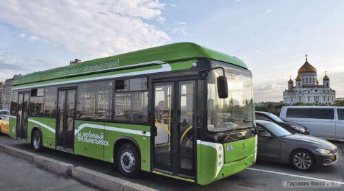 Выставки Российской недели общественного транспорта