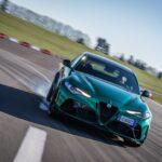 Alfa Romeo Giulia GTAm 2021 года –  радикализация спортивного седана