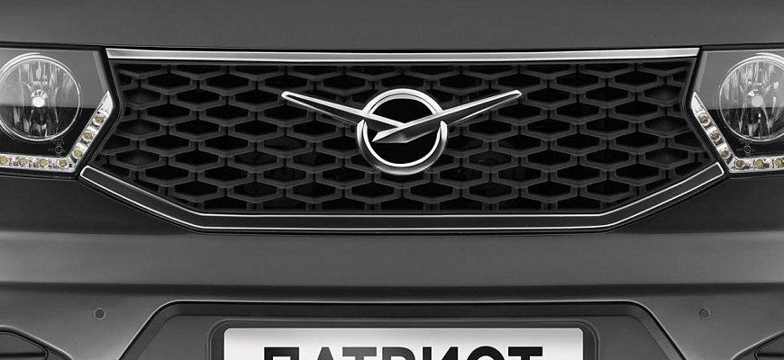 Автодом УАЗ на основе внедорожника «Патриот»