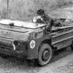 Автомобиль с лежачим управлением