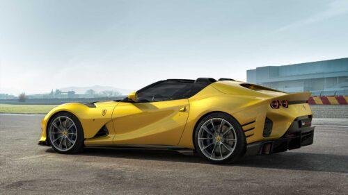 Ferrari сохранит свой V12