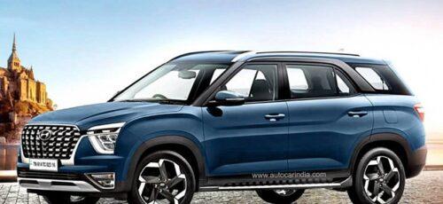 Hyundai Alcazar - ключевые отличия от Creta
